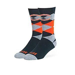 Chicago Bears NFL Dress Socks
